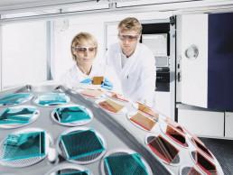 uvex CR Brille - Schutzbrille im Labor von uvex