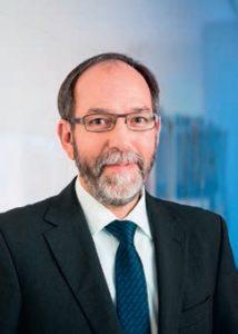 Peter Buschmann, Geschäftsführer uvex safety group
