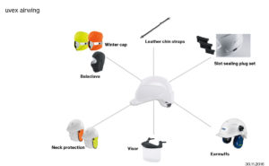 accessories uvex airwing