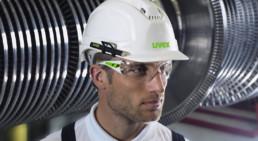 Blog uvex safety helmet accessories