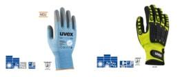 Schutzhandschuhe für unterschiedliche Umgebungsbedingungen