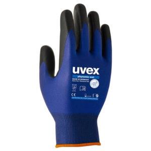 safety glove uvex phynomic wet