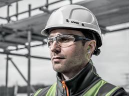 Schutzbrillen für Baustellen