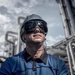Schutzbrillen für die Industrie von uvex