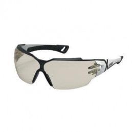 Schutzbrille mit Blaufilter von uvex