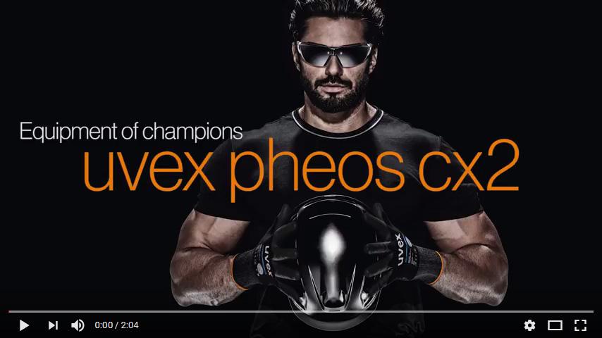 uvex pheos cx2 video