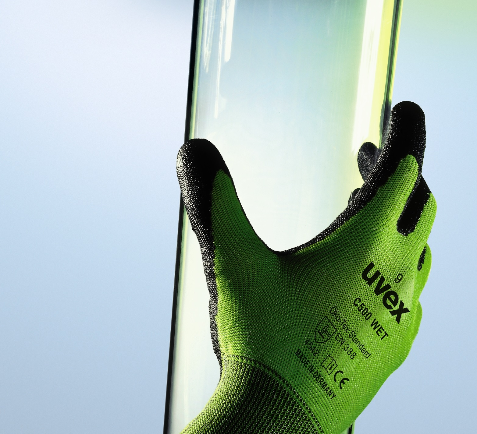 uvex climazone Handklimamanagement