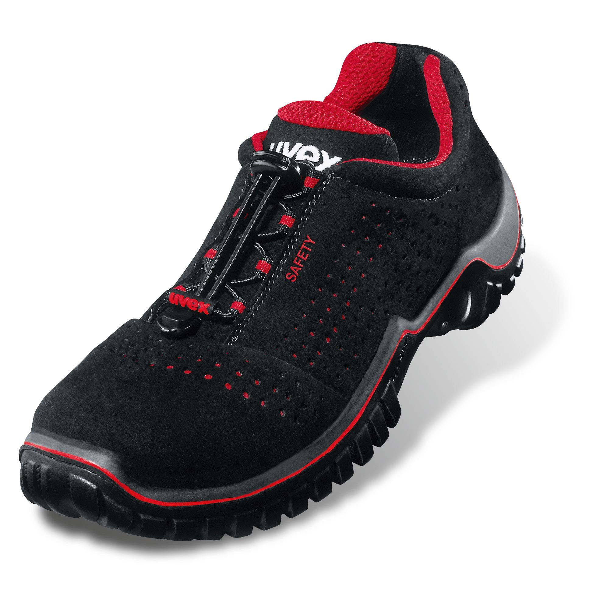 Uvex Motion Style S1 Src Perforated Shoe Safety Shoes